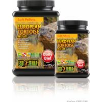 Exo Terra granulés mous pour tortues terrestres européennes adultes