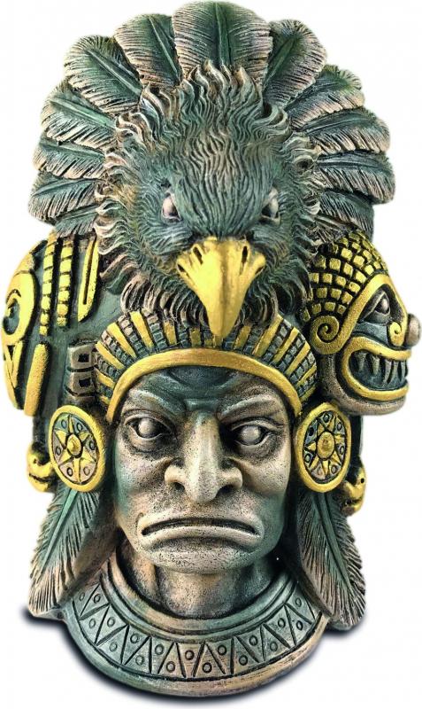 Cachette aztèque guerrier aigle Exo Terra