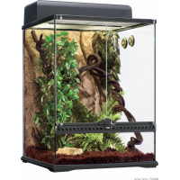 Terrarium en verre Exo Terra Rainforest - 45x45x60 cm