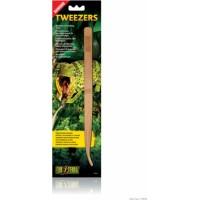 Pincette en bambou pour le nourrissage des reptiles Exo Terra