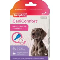 CaniComfort Beruhigungs Spot-On mit Pheromonen für Hunde und Welpen