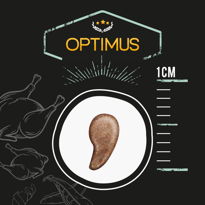 Optimus Grain Free Fresh Meat Sterilized Cat