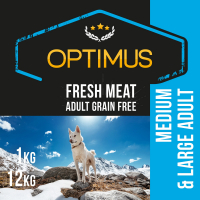 OPTIMUS Fresh Meat frango sem cereais
