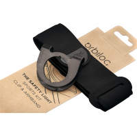 Pack Orbiloc SPORT avec bracelet avant bras + clip pour lampe Orbiloc DOG DUAL SAFETY LIGHT