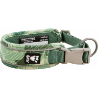 Coleira WEEKEND WARRIOR forro reflector para cães Hurtta 3 cores