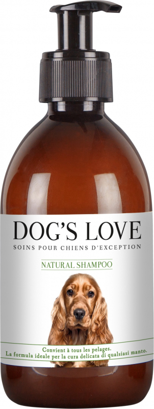 Shampoing Dog's Love Natural Shampoo pour chien