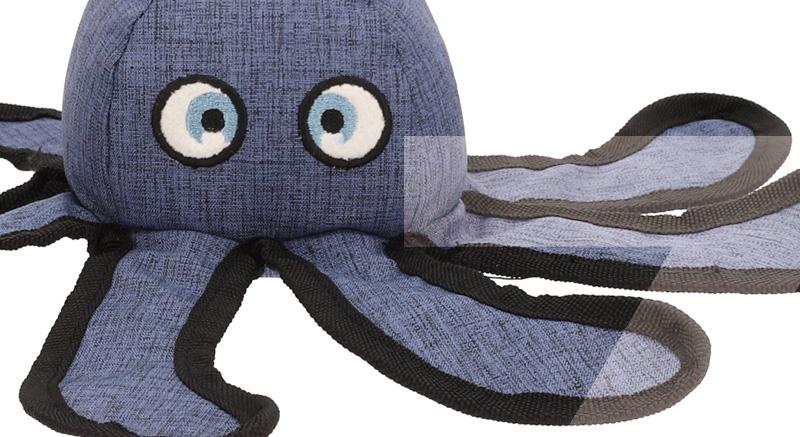 jouet sonore ecopetly zolia pieuvre