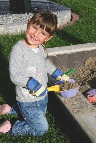 Gants de travail enfants JUNIOR