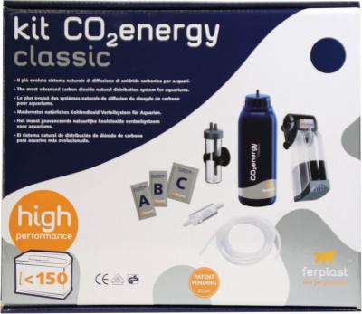 Kit CO2 ENERGY CLASSIC