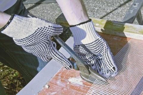 Gants tricot GRIPPIT