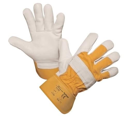 gants de travail cuir boeuf yelltor gants et bottes. Black Bedroom Furniture Sets. Home Design Ideas