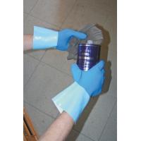Gants en latex naturel FLETEX avec intérieur de main rugueux