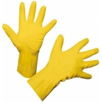 Gants ménagers latex PROTEX