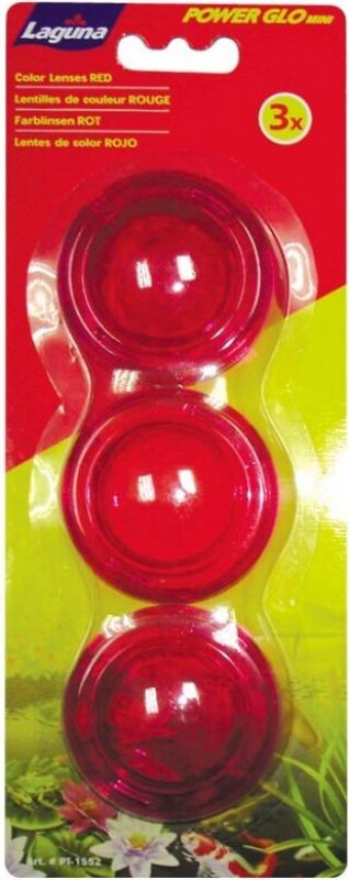 3 filtri colorati per spot PowerGlo 12 LED