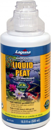Tourbe liquide Liquid peat 500