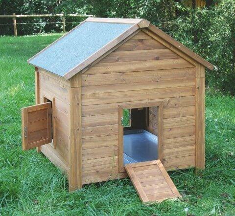 Abri Pour Lapins Ou Poules - Poulailler Basse-Cour