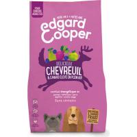 Edgard & Cooper Cervo e anatra freschi senza cereali ipoallergenici per cani adulti