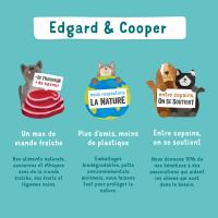 Edgard & Cooper Boeuf et Poulet frais Biologique Sans Céréales pour chien Adulte