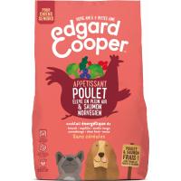 Edgard & Cooper getreidefreies Trockenfutter mit Huhn & Lachs Seniorenhunde