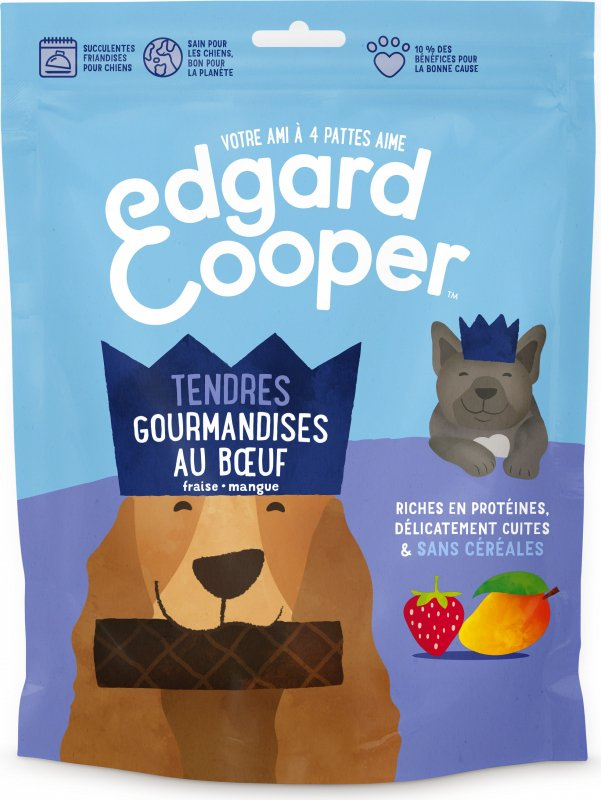 Edgard & Cooper Gourmandise Bœuf frais