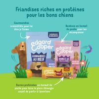 Edgard & Cooper Barre Protéinée Canard et Poulet frais Sans Céréales