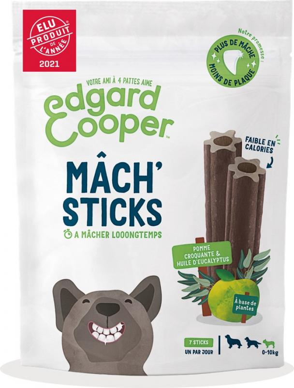 Edgard & Cooper Mâch'sticks Eucalyptus et Pomme