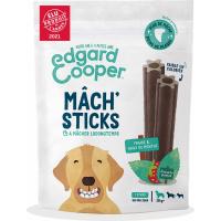 Edgard & Cooper Mâch'sticks Menthe et Fraise