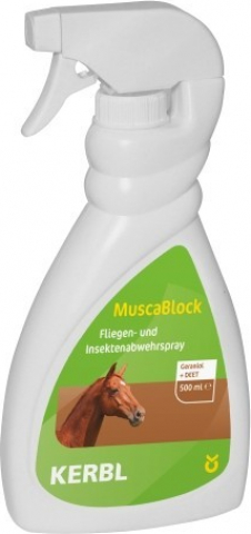 Spray anti-mouches MuscaBlock