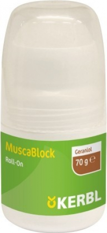 Applicateur à bille* MuscaBloc contre mouches et insectes
