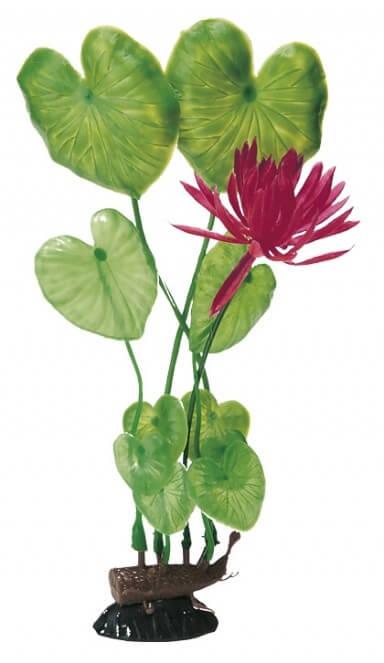 Planta de pl stico eichhornia plantas artificiales - Plantas de plastico ikea ...