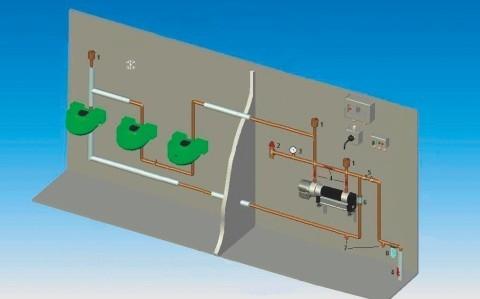 Pompe aqualine protection des installations contre le gel for Protection robinet exterieur contre le gel