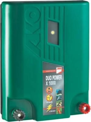 AKO Duo-Power X1000