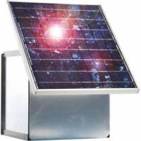 Op zonne-energie