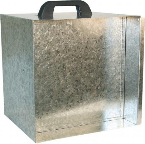 Boîtier métallique adapté aux postes Mobil Power AN