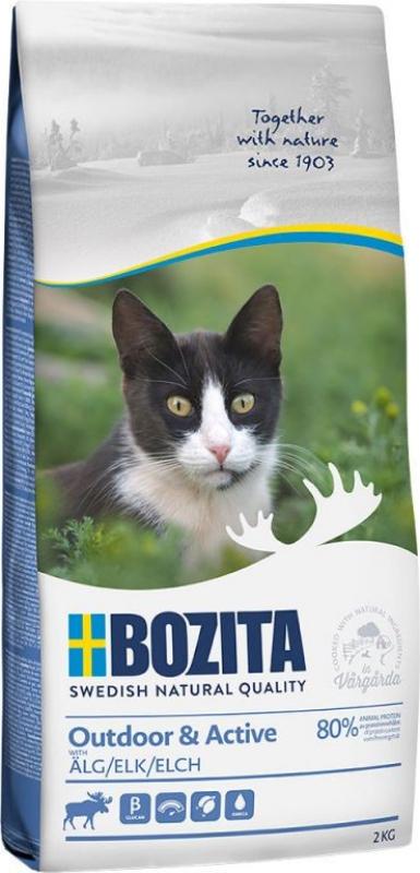 BOZITA Outdoor & Active au Renne pour chat