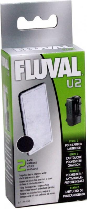 Carbón para filtro FLUVAL U2/U3/U4