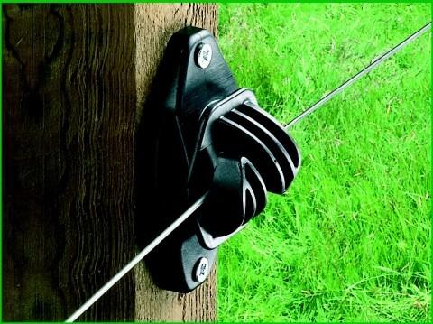 Isolateur pour clôture permanente Highland
