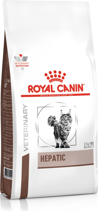 Royal Canin Cat Hepatic pour chat