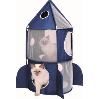 Cat It Vesper Faltbarer Raketentunnel