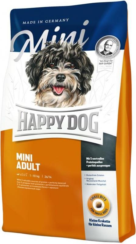 Happy Dog Supreme Mini pour chien adulte