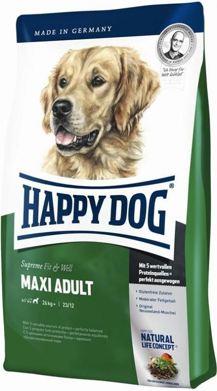 Happy Dog Supreme Maxi pour chien adulte