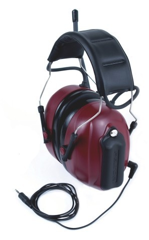 casque de protection avec radio st r o peltor avec. Black Bedroom Furniture Sets. Home Design Ideas