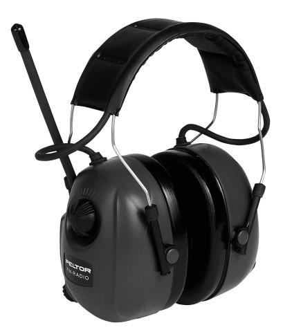 casque de protection avec radio st r o peltor avec connexion audio pour lecteur mp3 equitation. Black Bedroom Furniture Sets. Home Design Ideas