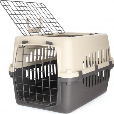 Caisse de transport pour petit chien, chat et rongeur Zolia Clyde