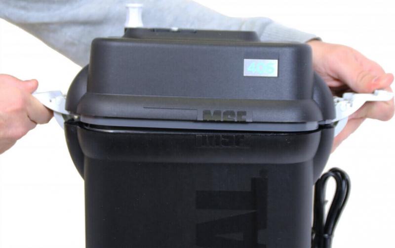 Filtro exterior Fluval 106/206/306/406