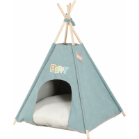 Tipi chiot avec coussin Zolux Puppy