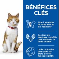 HILL'S Science Plan Feline Young Adult Sterilised au Canard