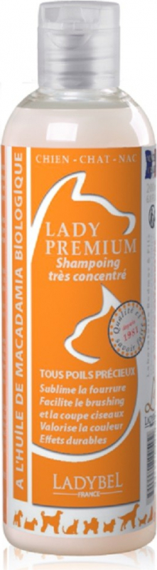 Shampoing Lady Premium