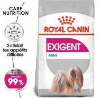 ROYAL CANIN Mini exigent pour petit chien Appétit Difficiles