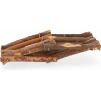 Rastrelliera per fieno in legno Zolia